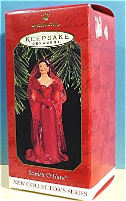 Hallmark Ornament 1997 Scarlett O'Hara (Image1)