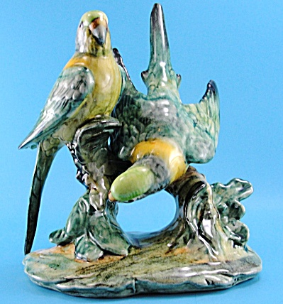 Stangl Pottery Double Parakeet #3582
