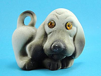 Roselane Pottery Sparkler Basset Hound Do (Image1)