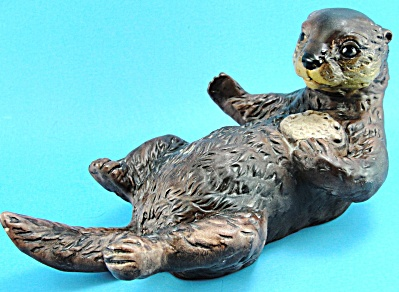 Japan Ceramic Otter (Image1)