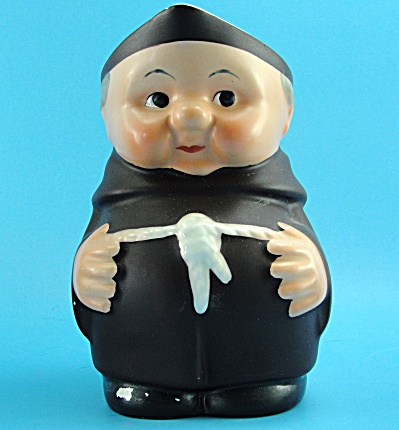 Goebel Friar Tuck Creamer (Image1)