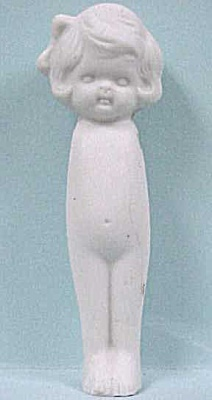 Vintage All Bisque Doll (Image1)