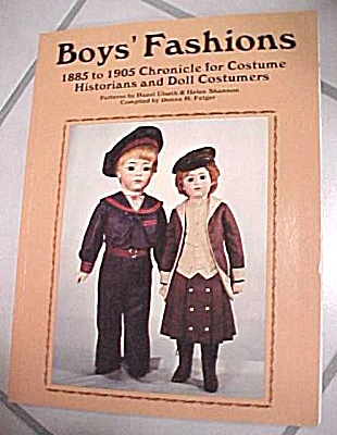 Boy's Fashions book (Image1)