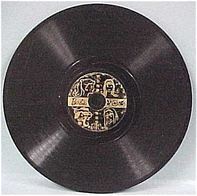 1965 Mattel Telephone Records - Barbie + (Image1)