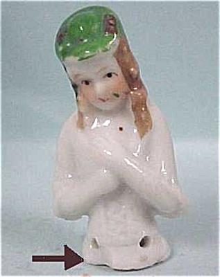 Vintage Half Doll (Image1)