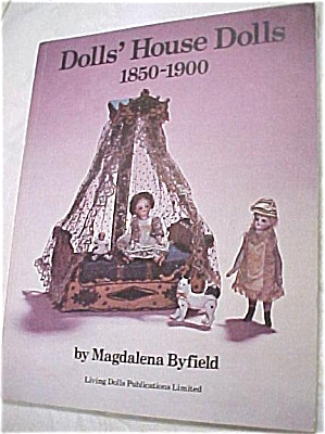 Book: Dolls' House Dolls 1850-1900
