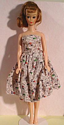 "1958-1961 11 1/4"" Fashion Doll"