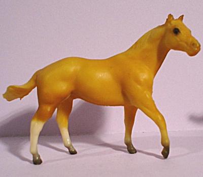 Breyer Stablemate G1 Palomino Quarter Horse Stallion (Image1)