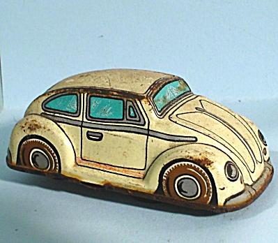Miniature Old Windup Car, Japan (Image1)