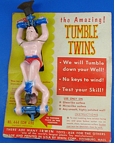 Old Irwin Toys Tumble Twins (Image1)