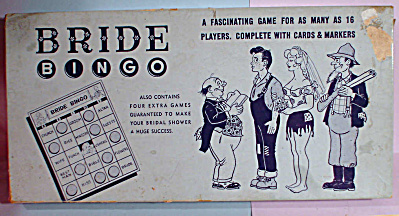 1957 Bride Bingo with Lil Abner Dogpatch (Image1)