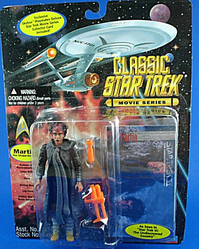 1995 Classic Star Trek Movie Series Martia (Image1)
