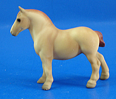 Breyer Stablemate G1 Draft Pale Peachy Color (Image1)