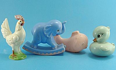 Vintage Plastic Baby Rattles (Image1)