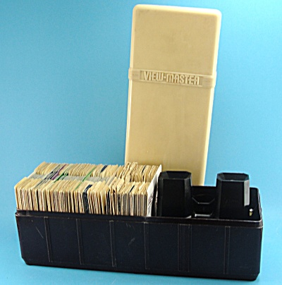 Sawyer Viewmaster Reels Case Viewer