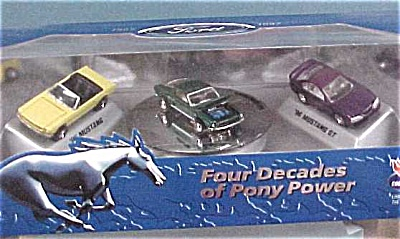 Hotwheels 4 Decades Of Pony Power