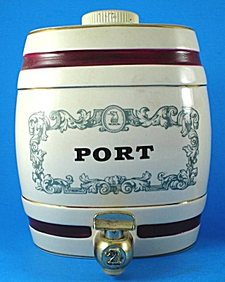 Wade Port Cask Barrel
