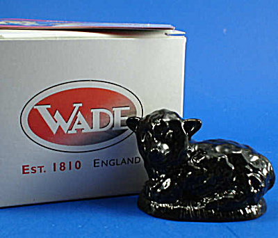 Wade Large Nursery Favorites Black Sheep