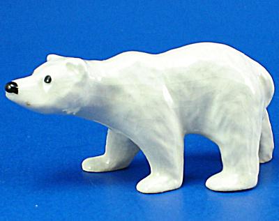 Hagen-Renaker Miniature Polar Bear (Image1)