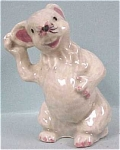 Pottery Mouse Single Salt Shaker
