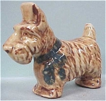 1930s/1940s Pottery Scotty Type Dog
