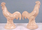 Click to view larger image of Factory Glaze Test Rooster Salt/Pepper (Image1)