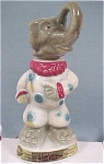 Click here to enlarge image and see more about item a02230: Beam Elephant Clown