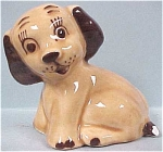 Click here to enlarge image and see more about item a02488: Walker Pottery Dog