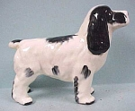Click here to enlarge image and see more about item a02498: Robert Simmons Spaniel Dog