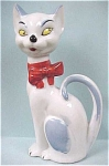 1930s Japan Porcelain Sitting Cat