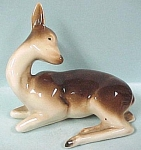 Porcelain Lying Deer