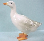 Click to view larger image of Austrian Porcelain Duck (Image1)