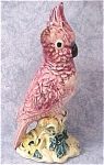 Click here to enlarge image and see more about item a04233: Stangl Cockatoo