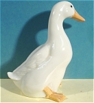 Unmarked Bone China Duck