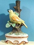 Vintage Bird Decanter