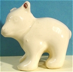 Click here to enlarge image and see more about item a04891: Shawnee Pottery Bear