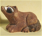 Click to view larger image of Stoneware Raccoon Made in Uruguay (Image1)
