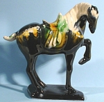 Click to view larger image of Chinese Porcelain Horse (Image1)
