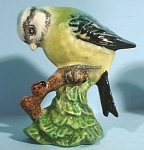 Click here to enlarge image and see more about item a05195: Beswick Bird #992 Bluetit