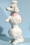 1950s Japan China Begging Poodle