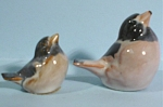 Click here to enlarge image and see more about item a05462: Keramis Pottery Bird Pair