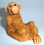 Click here to enlarge image and see more about item a05528: Castagna Miniature Monkey