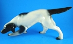 Click here to enlarge image and see more about item a05713: Robert Simmons 1940s/1950s Large Setter Dog