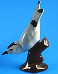 Click here to enlarge image and see more about item a05720: Robert Simmons California Pottery 1950s Bird Figurine