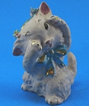 Click here to enlarge image and see more about item a05786: 1950s Walker-Renaker Shy Cat