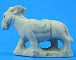 1930s/1940s Miniature Bisque Donkey