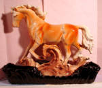 1952 Lane Ceramic Horse Planter
