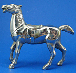 Click to view larger image of 1940s/1950s Metal Horse Figure (Image1)