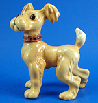 Click here to enlarge image and see more about item a06067: Beswick Dog Scamp 1058