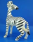 Click to view larger image of Robert Simmons Large Zebra Named Zag (Image2)